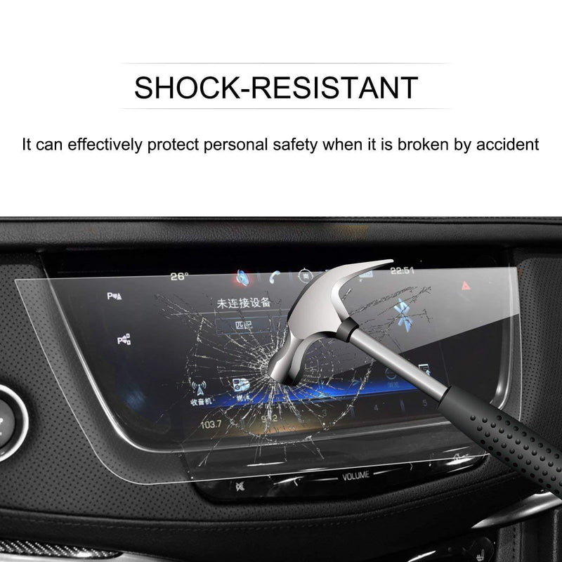2015-2019 Cadillac XT5 Car Navigation Screen Protector