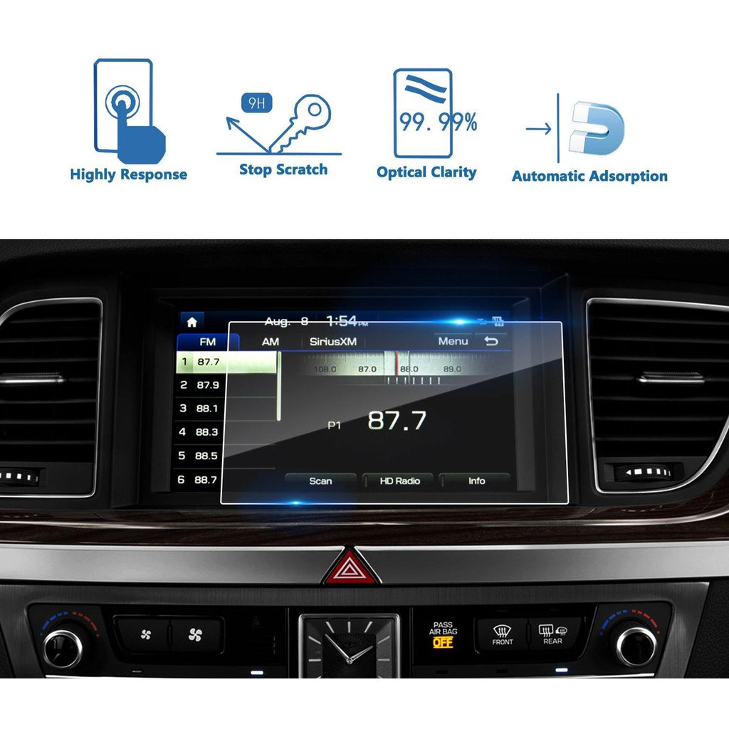 2015-2019 Hyundai 8-inch Display Screen Protector