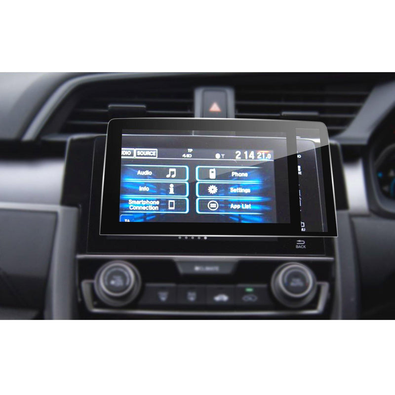 2016-2018 Honda Civic (Right-Hand Drive) 7-Inch Navigation Screen Tempered Glass