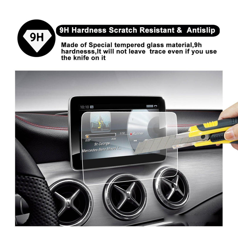 2016-2018 Mercedes benz B-CLASS (W 246) 8-Inch Display Navigation Screen Protector
