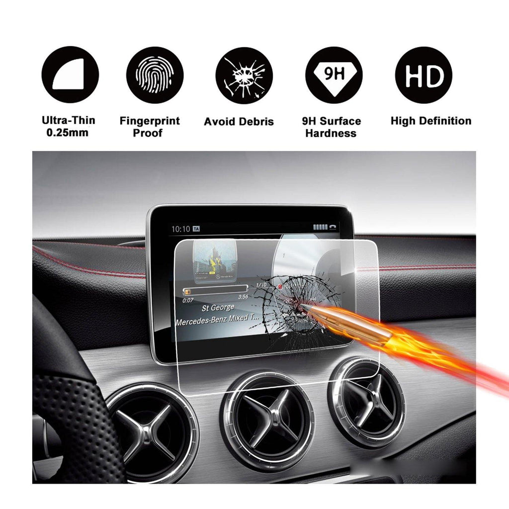 2016-2018 Mercedes benz B-CLASS (W 246) 8-Inch Display Navigation Screen Protector - LFOTPP