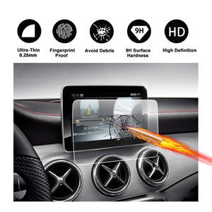 2016-2018 Mercedes benz B-CLASS (W 246) 8-Inch Display Screen Protector