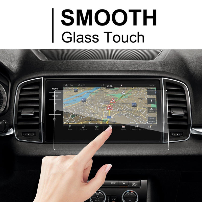 2016-2018 Skoda Kodiaq RS 9.2-Inch Navigation Screen Protector - LFOTPP
