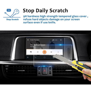 2016-2019 Kia Optima UVO 8-Inch Display Protector