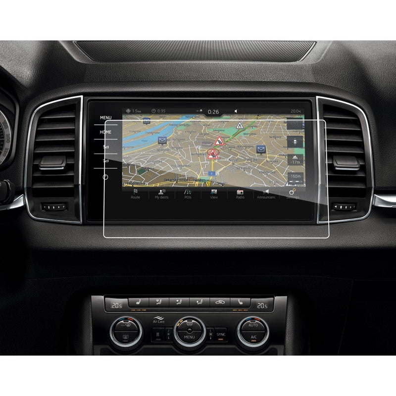 2017-2018 Skoda Karoq 9.2-Inch Navigation Screen Protector