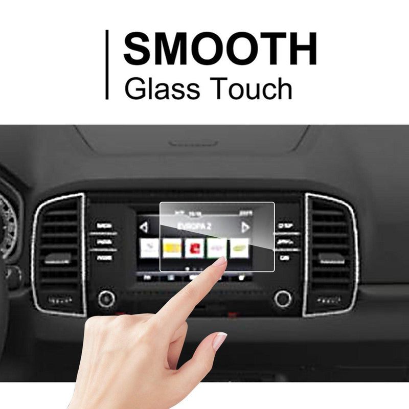2017-2019 Skoda Kodiaq/Karoq Swing Infotainment System 6.5-Inch Navigation Tempered Glass Film