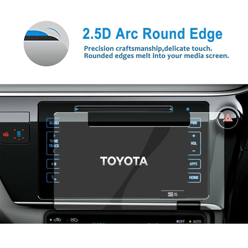 2017 Toyota Corolla Display Protector