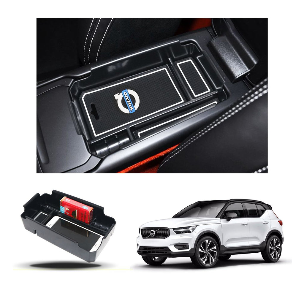 2018 2019 Volvo XC40 Hand Box Storage Box Modified Car Central Storage Box
