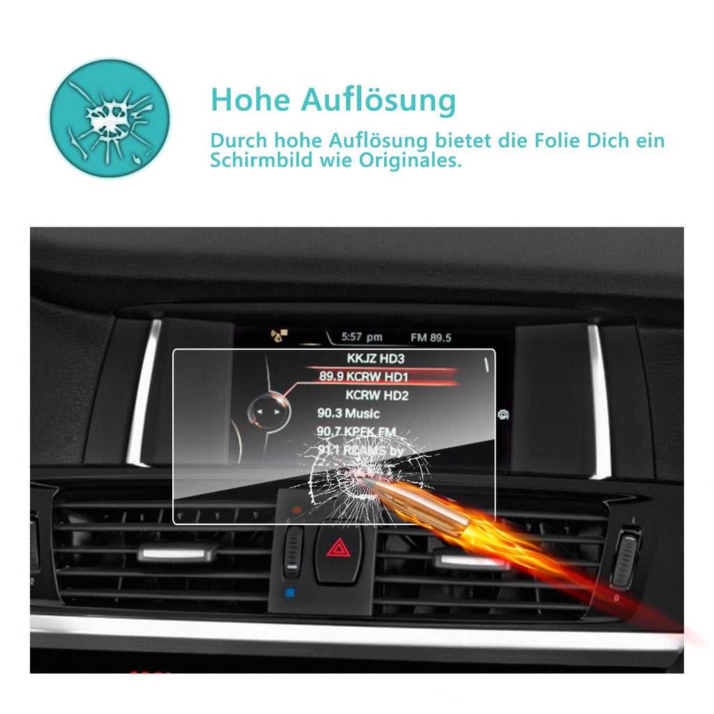 2018 BMW X3 G01/BMW X4 Navigation Display GPS Screen 6.5-Inch Flim Protector