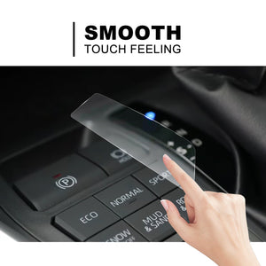 2018 Toyota Camry XLE XSE 8-Inch Display Protectors & Gear Position Panel Film, PET Plastic Film