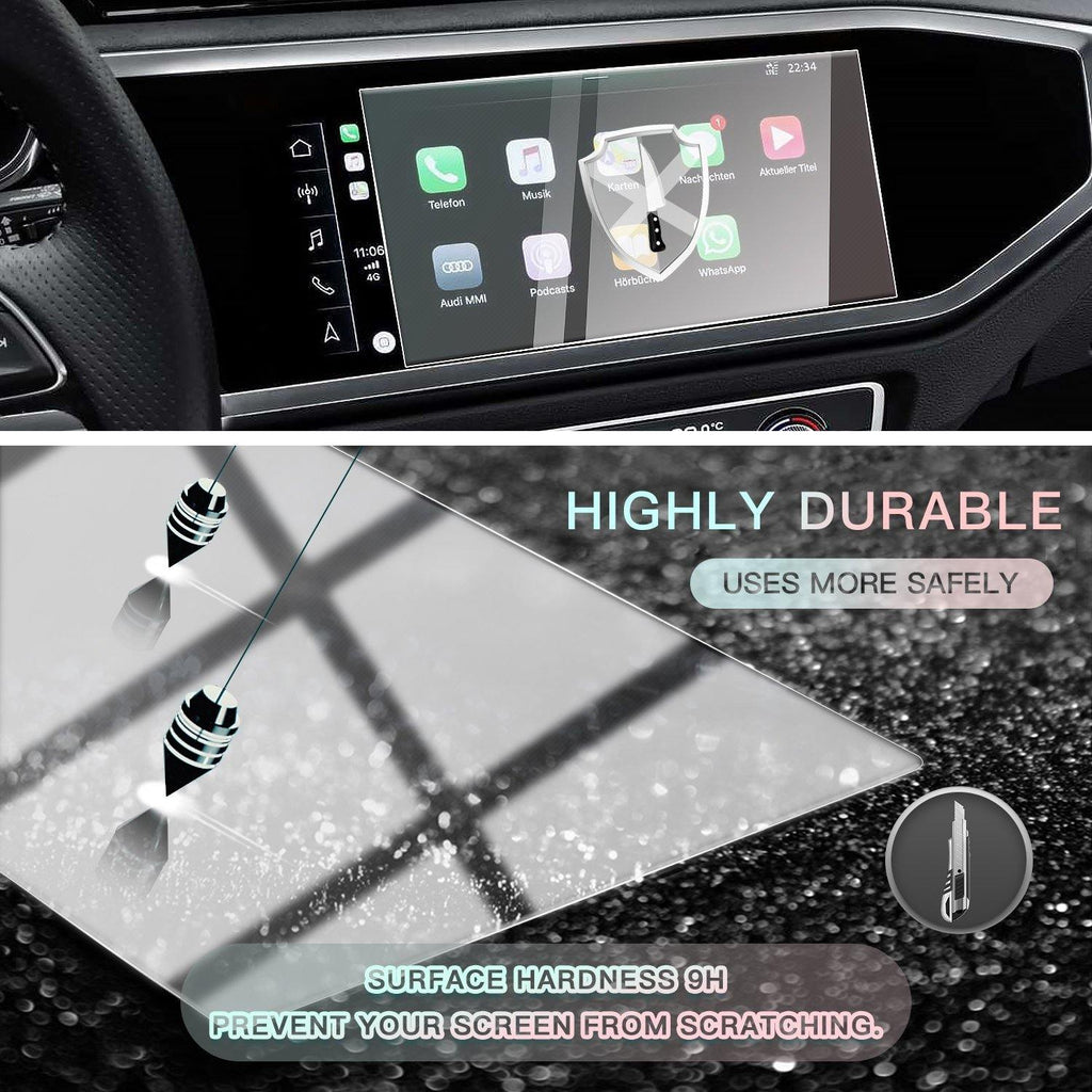 2019-2020 Audi Q3 Screen Protector Cover 8.8-Inch - LFOTPP