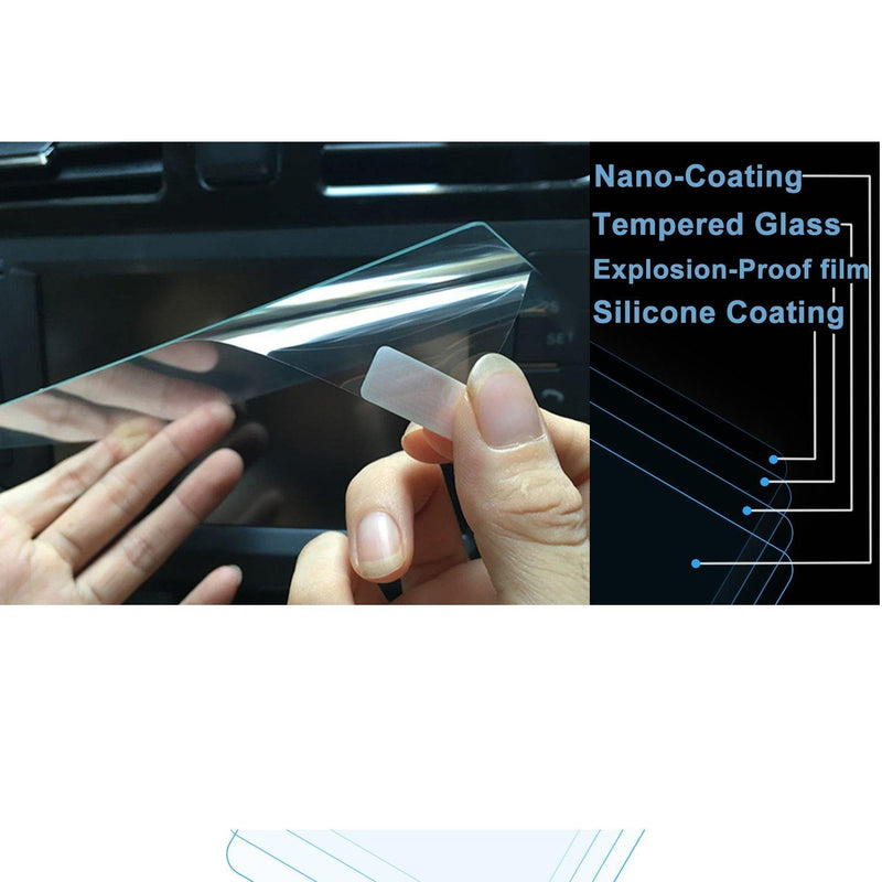 2019-2020 Mercedes benz B-class Screen Protector Cover 10.25-Inch(1 Piece) - LFOTPP