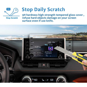 2019 2020 Toyota RAV4 Protector Screen Protector 8-Inch