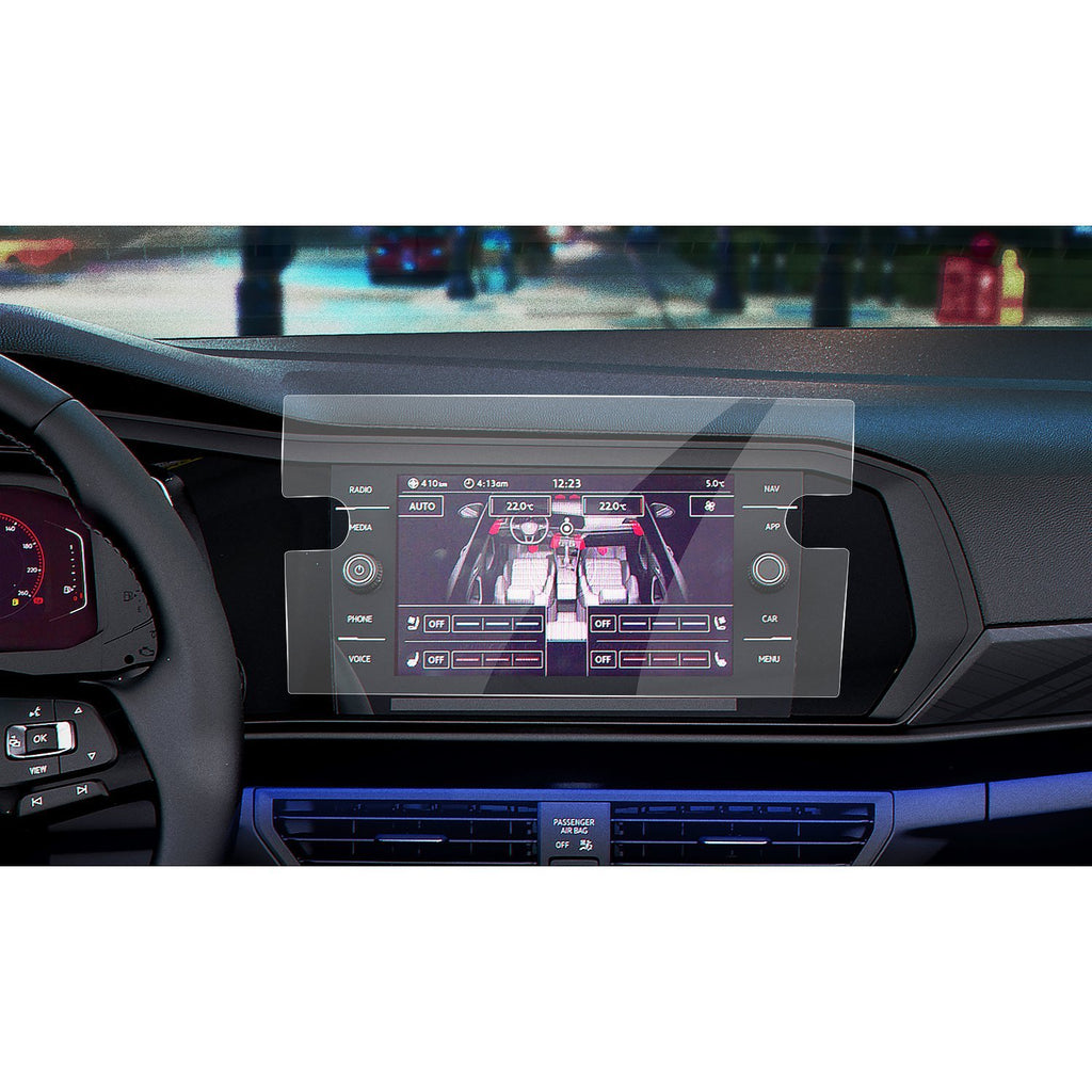 2019 2020 Volkswagen Polo 8-Inch Navigation Screen Protector