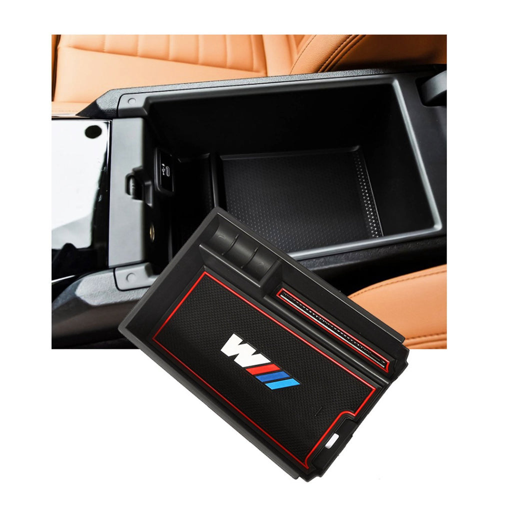 2019 BMW 3 Series Car Storage Box-Car Storage Organizers - LFOTPP