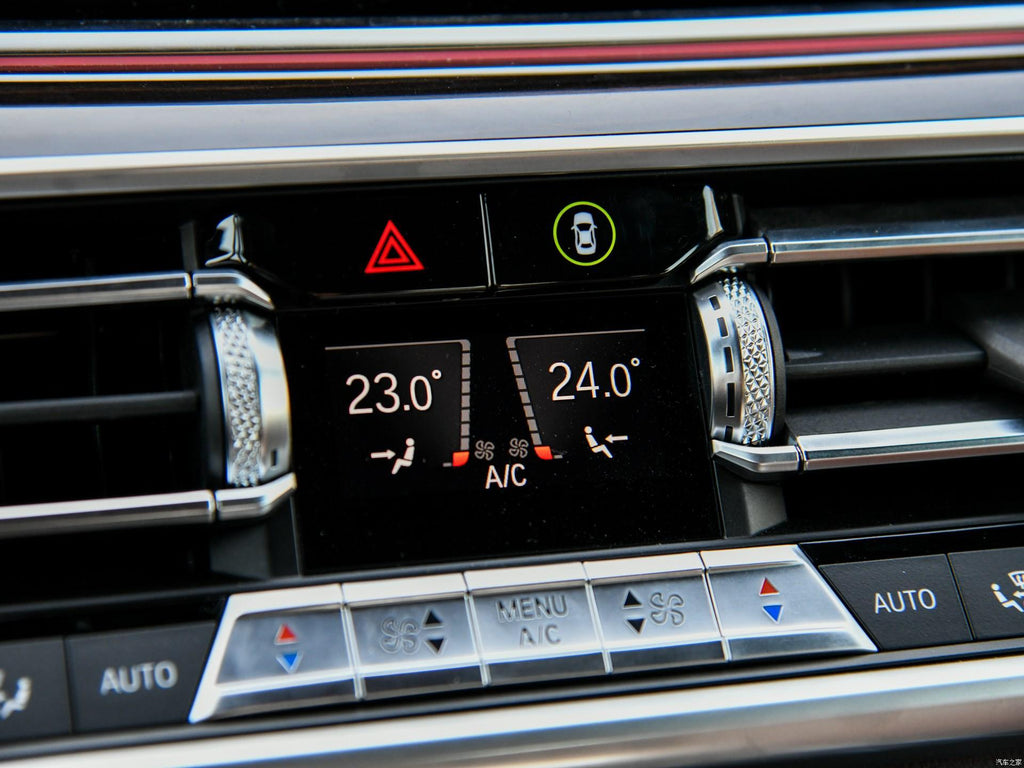 2019 BMW X5 Automobile Air Conditioning PET (Plastic Film)