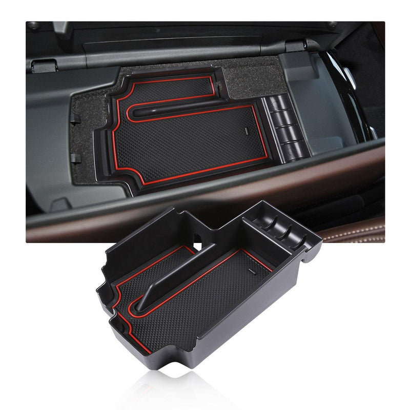 2020+ BMW 5 Series G30 G31 G38 Armrest Organizer | BMW 5 Series Center Console Storage - LFOTPP