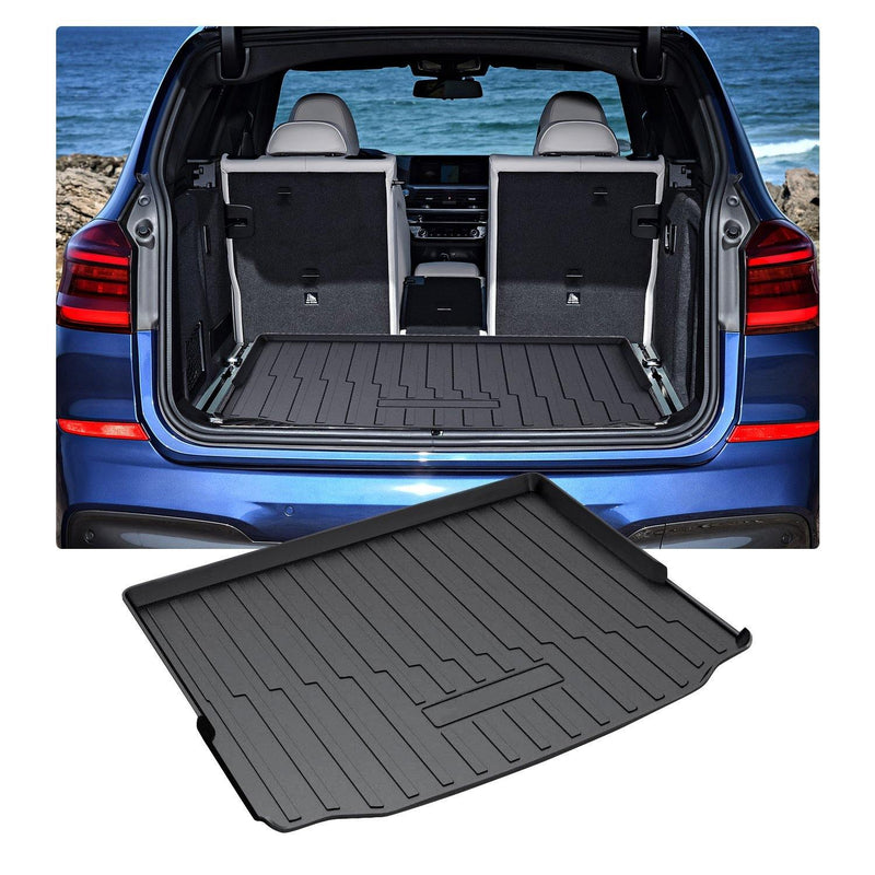 2020 BMW X3 Cargo Mats | BMW X3 Trunk Liners | BMW X3 Cargo Liners(Left-hand Drive) - LFOTPP