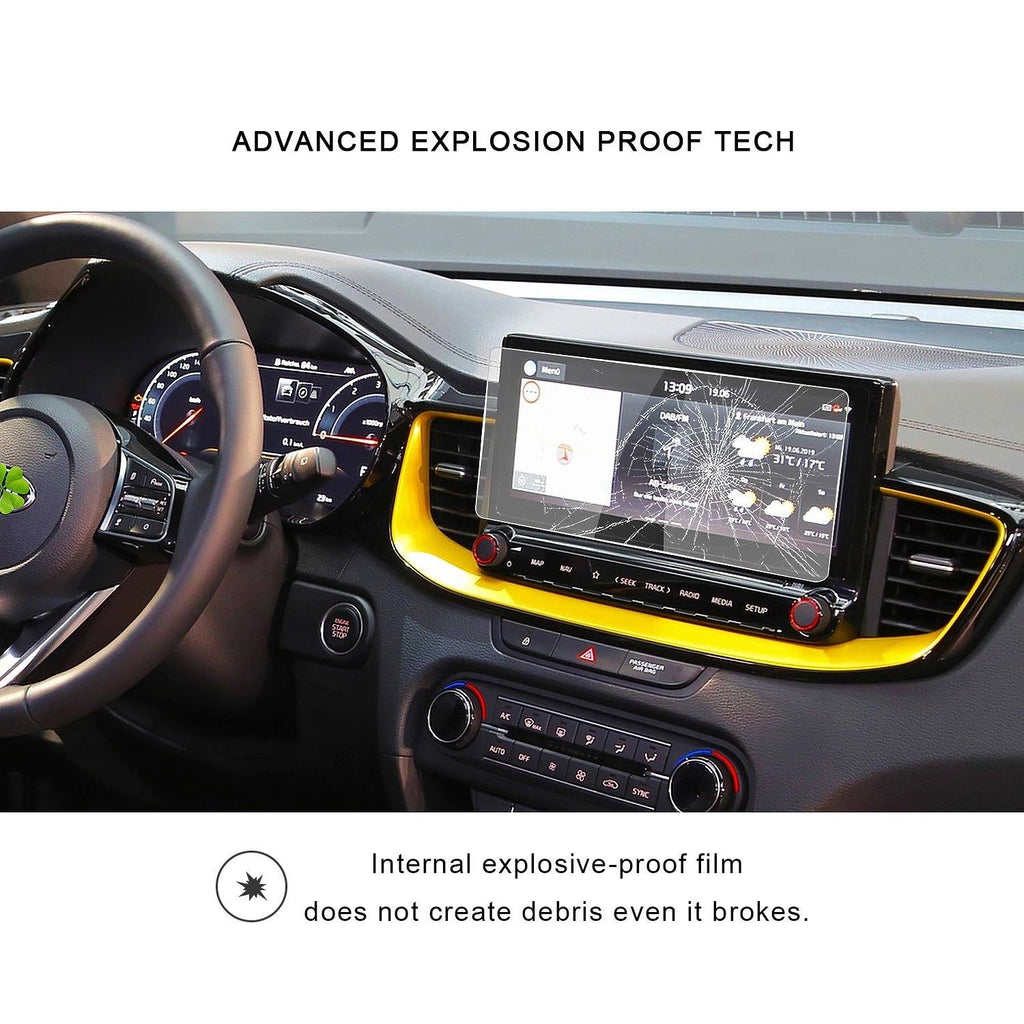 2020 Kia XCeed Navigation Screen Protector Cover - LFOTPP