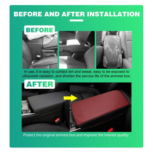 Accord Interior Accessories Armrest Cover Protector Compatible for Honda Accord 2018-2020-lfotpp-auto-parts.myshopify.com