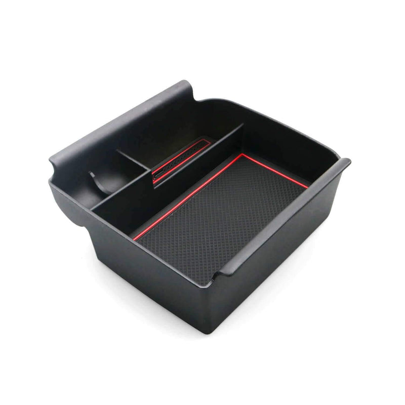 SKTU Armrest storage box 2020-2021 Volkswagen Golf Mk8 Armrest Box Insert Tray [custom color, red, black]-lfotpp-auto-parts.myshopify.com
