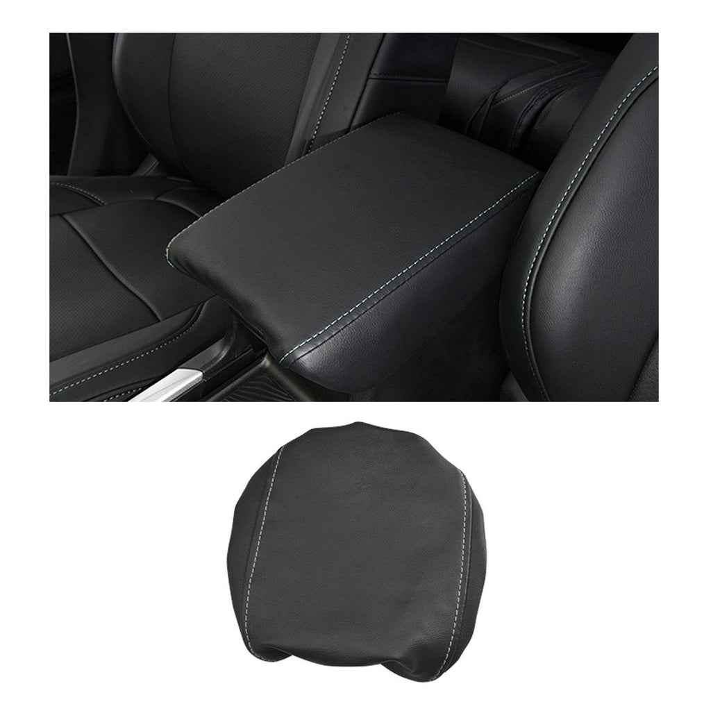 Honda CRV Interior Accessories,Armrest Cover Compatible for Honda CRV,Center Console Armrest Box Cover for Honda CRV 2017 2018 2019 2020 - LFOTPP