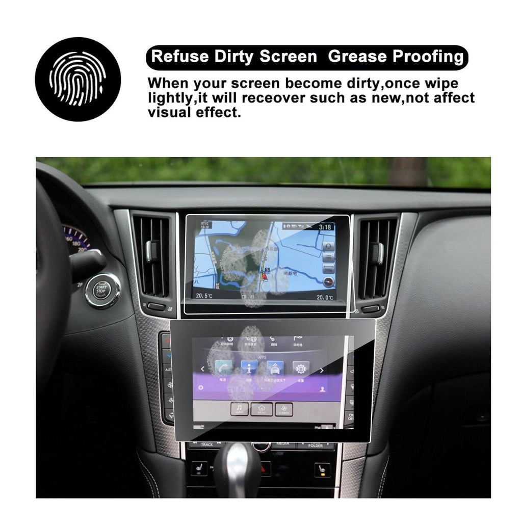 Infiniti Q50 Q60 QX50 Navigation Screen Protector Cover - LFOTPP