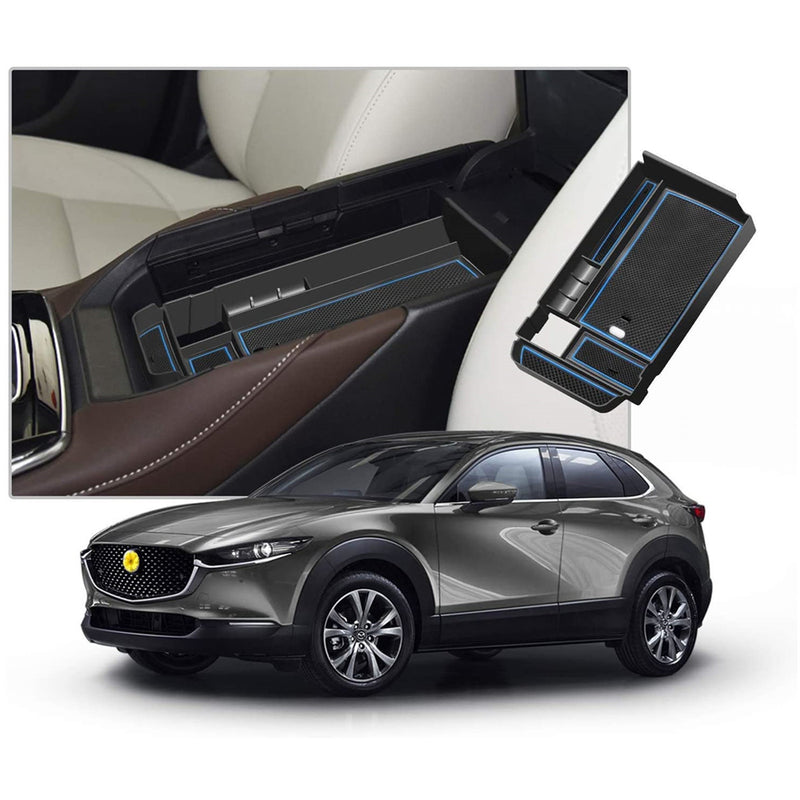 Center Console Organizer for Mazda CX-30 2019-2021-lfotpp-auto-parts.myshopify.com