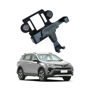 RAV4 Phone Holder 2019 2020 RAV4 Phone Mount Compatible for Toyota | Note:Phone Holder Doesn't Fit RAV4 LE XLE and Hybrid LE XLE - LFOTPP
