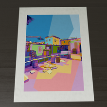 Load image into Gallery viewer, Dust 2 Giclée Prints (Set of 4)