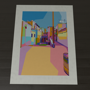 Dust 2 Giclée Prints (Set of 4)