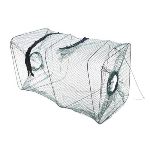 Folding Fishing Cage Trap