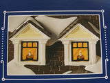 Department 56 Snow Village Welcoming Christmas Gift Set