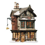 Department 56 Dickens A Christmas Carol Ebenezer Scrooge's House