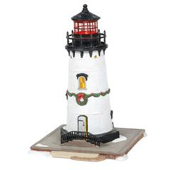 Department 56 New England Edgartown Light