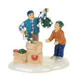 Department 56 National Lampoon's Accessory Clark & Rusty Continue The Tradition