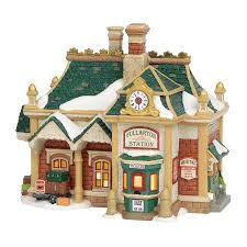 Department 56 Dickens Fullarton Station