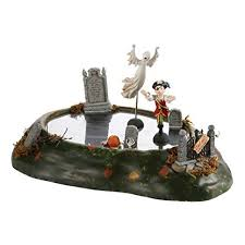 Department 56 Halloween Accessory Ghost in the Graveyard
