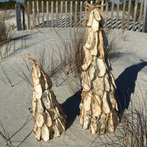 Hand Crafted Oyster Trees