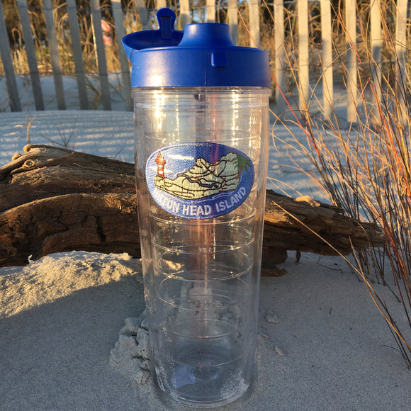 Hilton Head Tervis Water Bottle