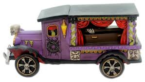 Department 56 Halloween Accessory Last Rite's Ride