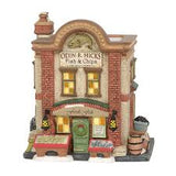 Department 56 Accessory Fish and Chips On Me