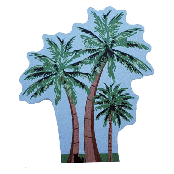 Cat's Meow Palm Tree Trio
