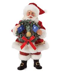 South Carolina Santa Figurine Possible Dreams Clothtique