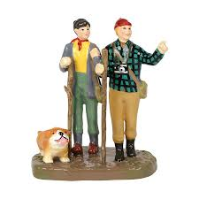Department 56 Accessory Trekking the Backcountry
