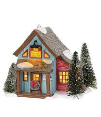 Department 56 Snow Village Village Farms Tree Lot