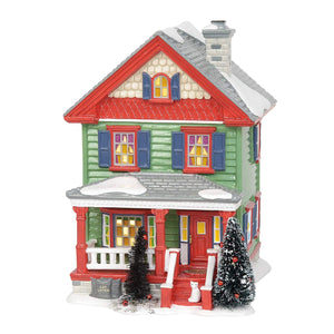 Department 56 National Lampoon's Aunt Bethany's House