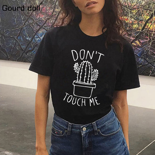 DON'T TOUCH ME SHIRT