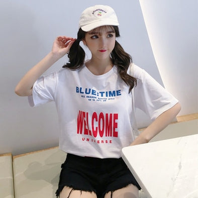 WELCOME UNIVERSE SHIRT