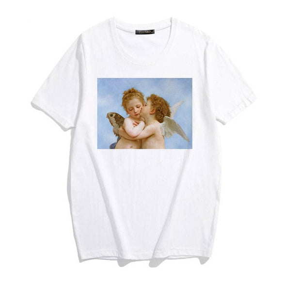 KISS OF AN ANGEL SHIRT